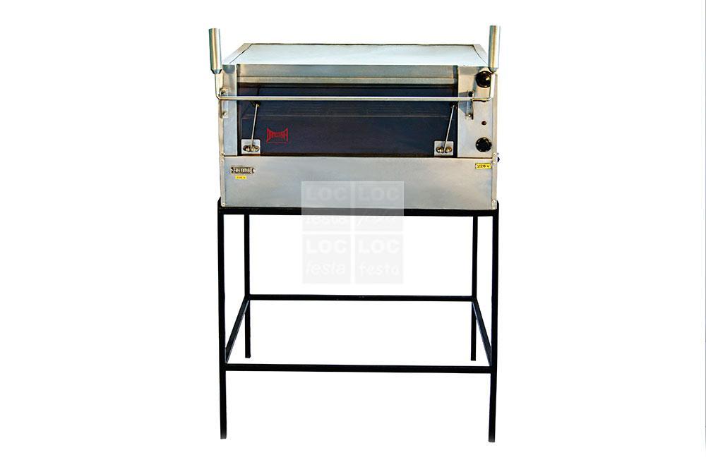 forno elétrico 90 x 50 grande 220v 4000w – 70x25
