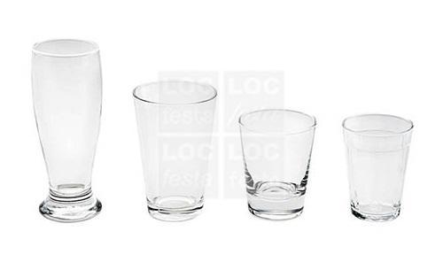 copos diversos