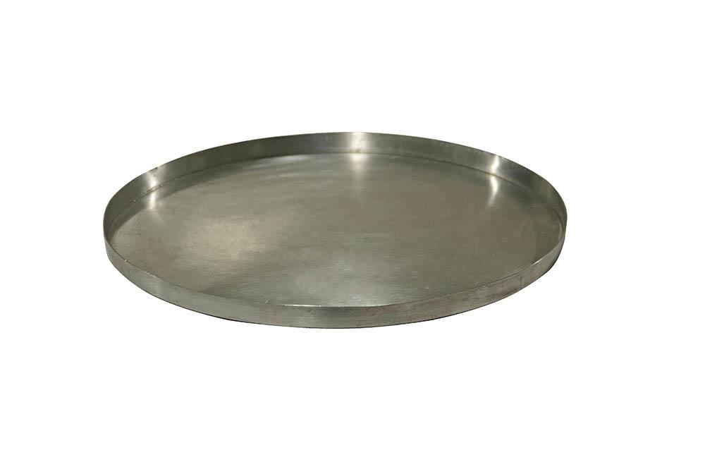 assadeira redonda alumínio para pizza