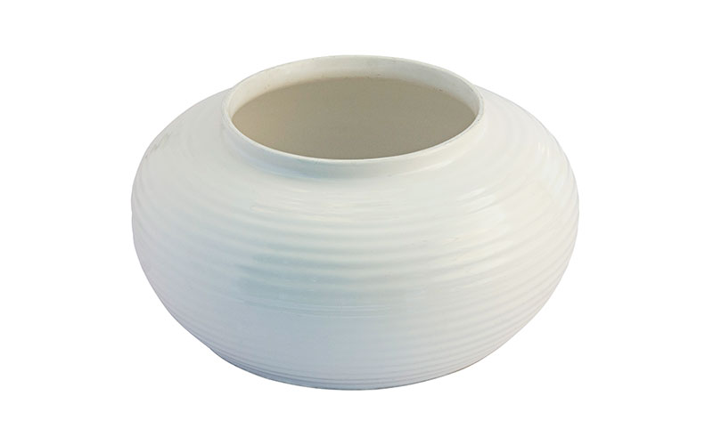 cachepot veneza branco