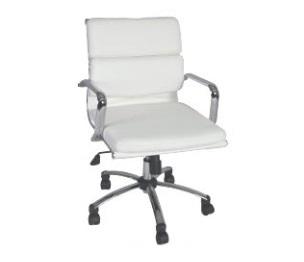 cadeira diretor branca