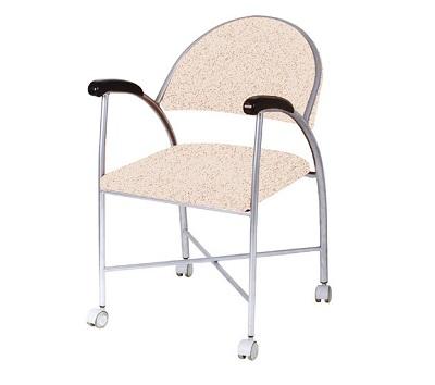 cadeira modernitá com rodízio