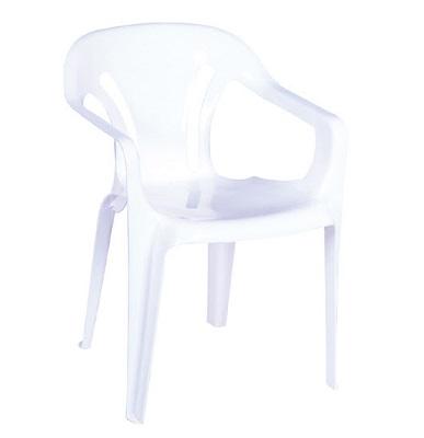 cadeira plástica com braço