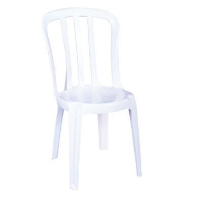cadeira plástica sem braço