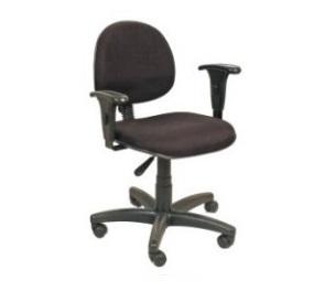 cadeira secretária executiva com braço