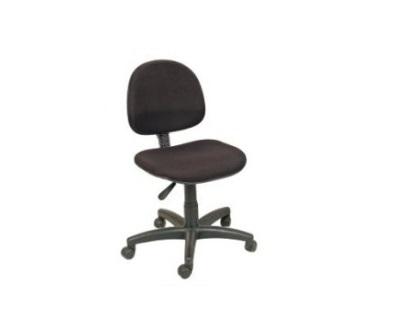 cadeira secretária executiva sem braço