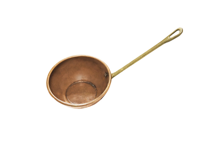 concha de cobre - cabo dourado