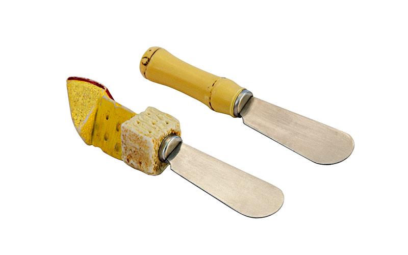 faca para patê