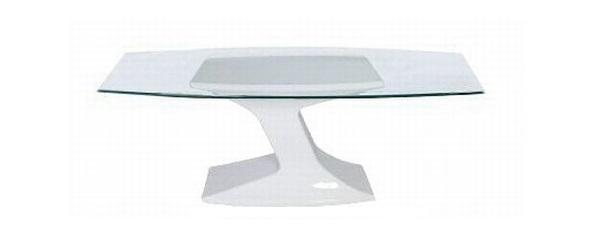 mesa florença - vidro barril