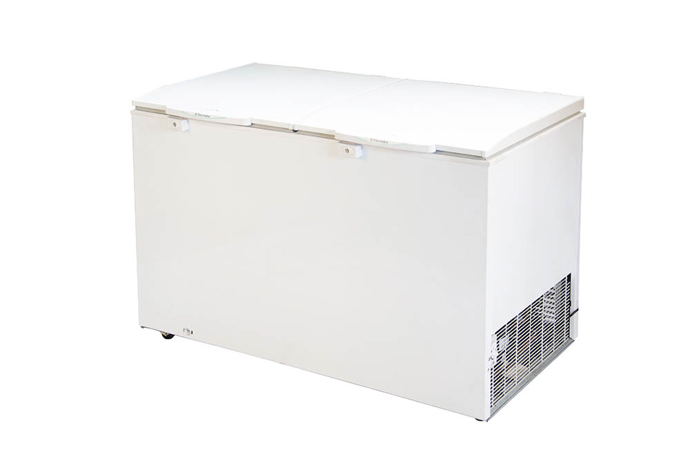 freezer horizontal branco