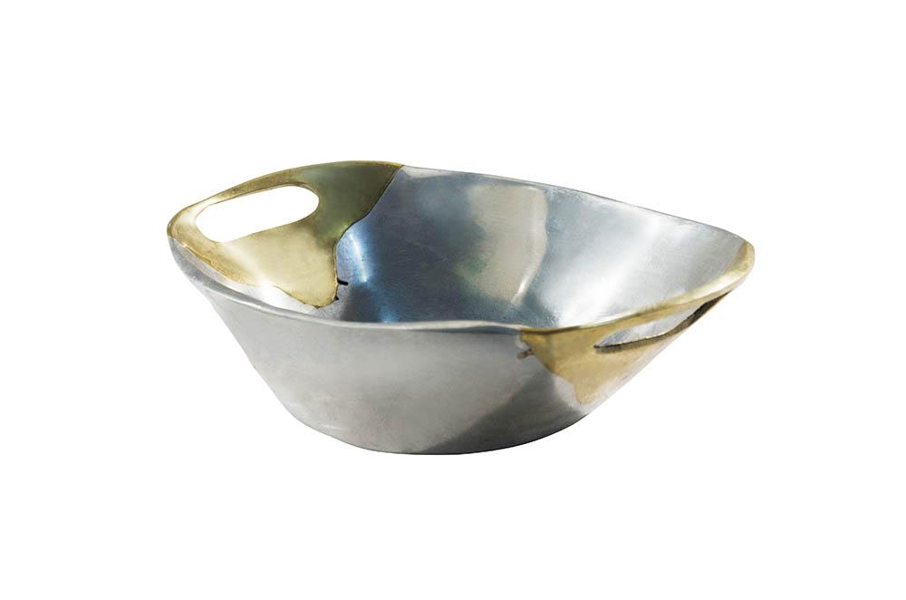 fruteira alumínio fundido