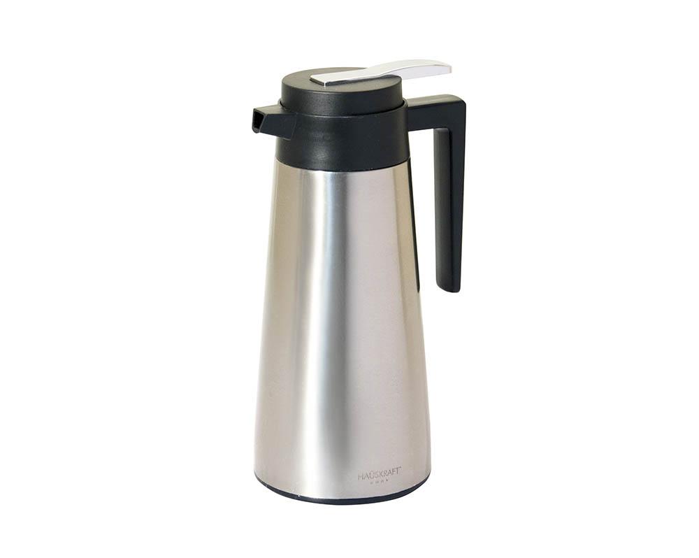 garrafa térmica 1.6l inox