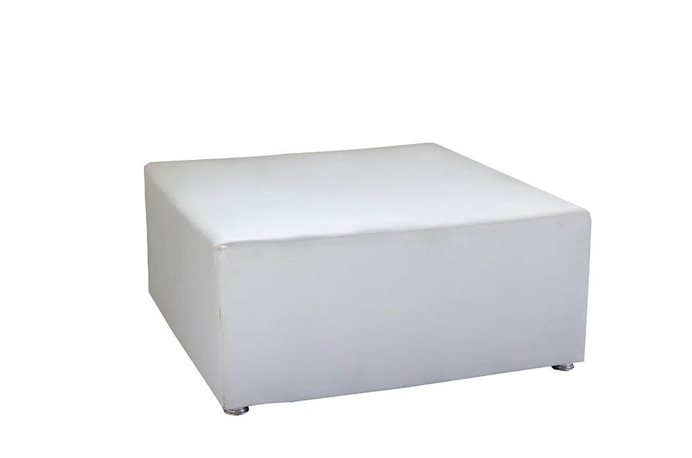módulo quad. 1.00 x 1.00 courvin branco e preto
