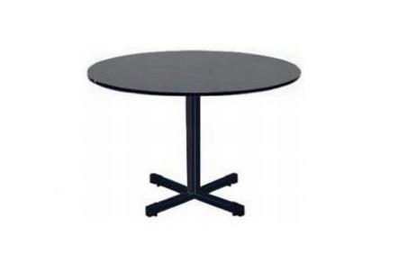 mesa melamina preta