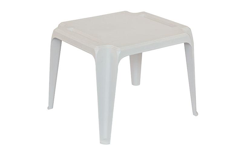 mesa infantil plástico
