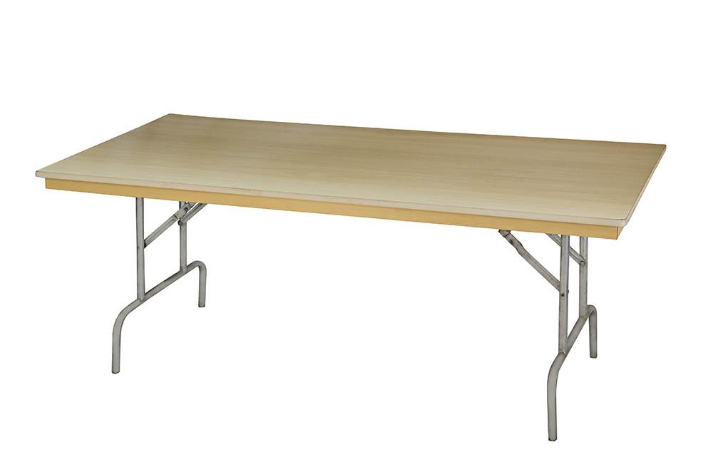 mesa pranchão madeira em formica