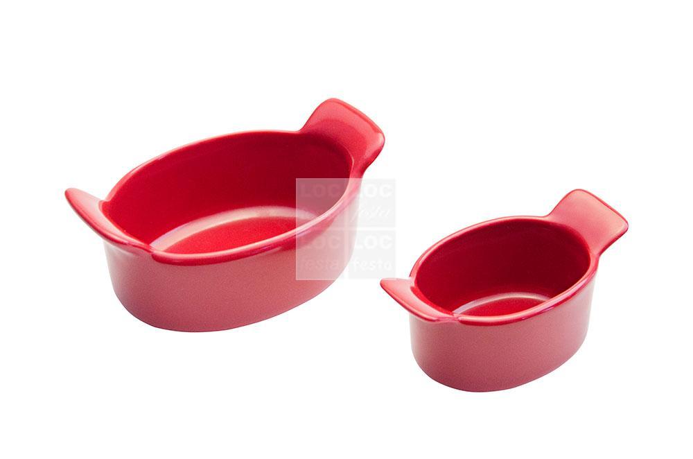 mini molheira vermelha
