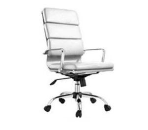 cadeira presidente branca