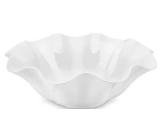 saladeira flor branca