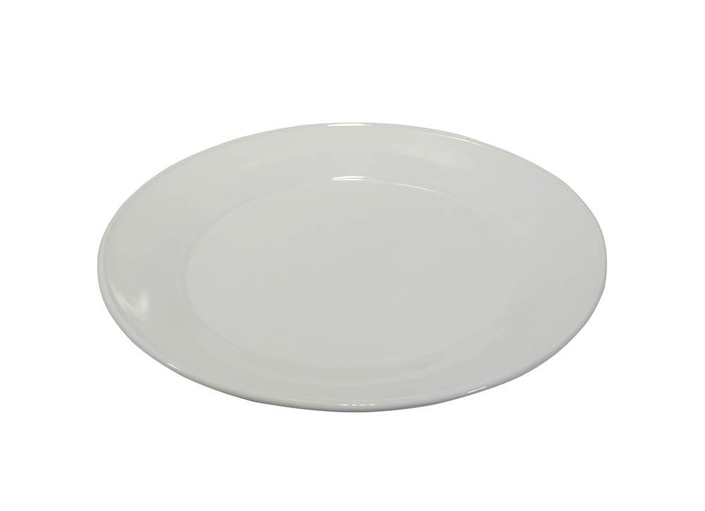 saladeira oval 48 x 46 rasa lisa branca