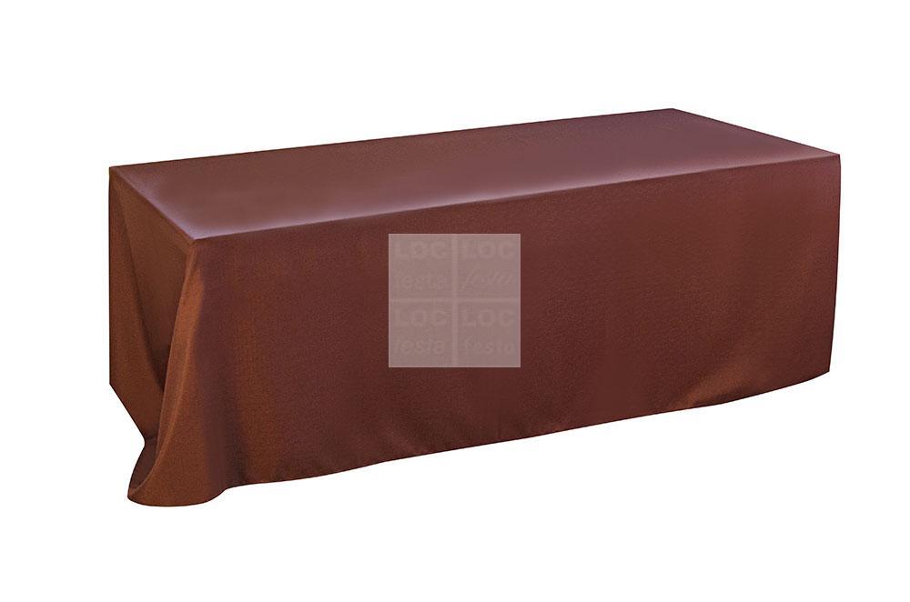 toalha 3.50 x 2.20 rafia marrom
