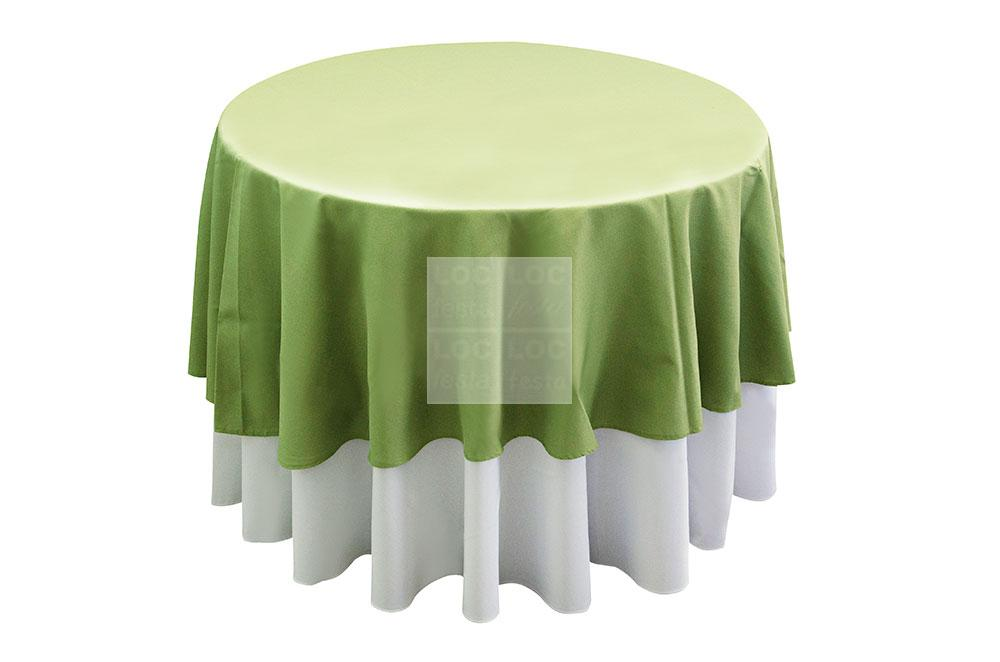 toalha 2.00 m verde pistache