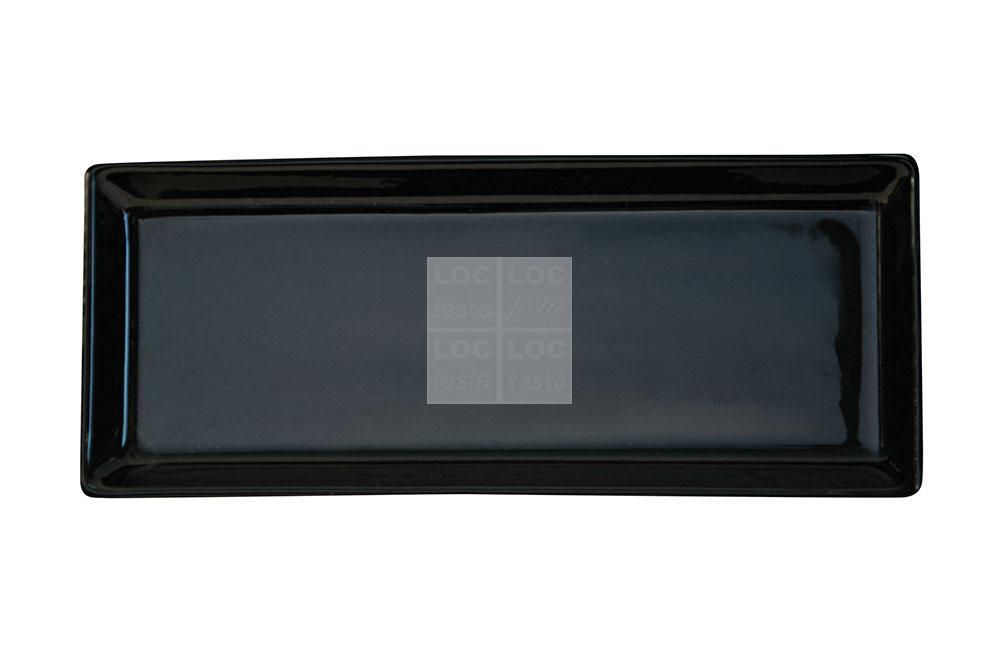 trav. ret. 0,34×0,14 porcelana preta