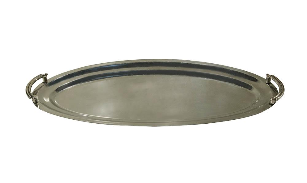 travessa oval inox 0,70 – peg. inox